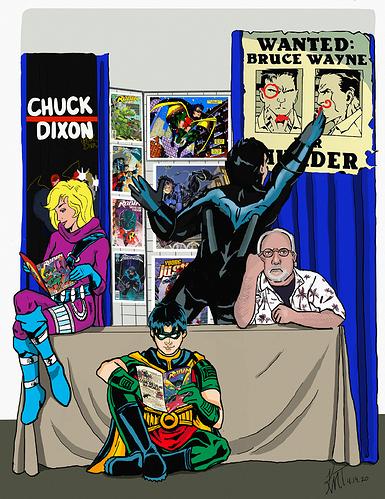Chuck Dixon Final