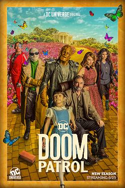 Dc Doom Poster