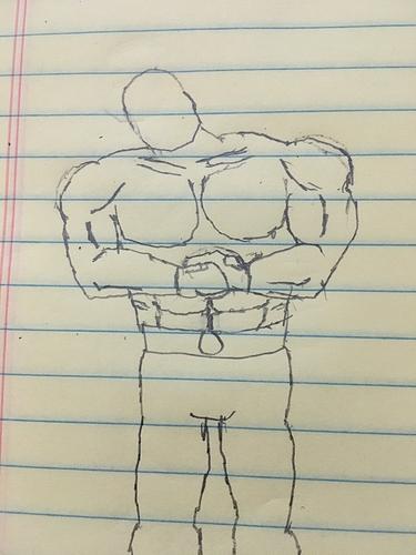 Unfinished Bane Sketch
