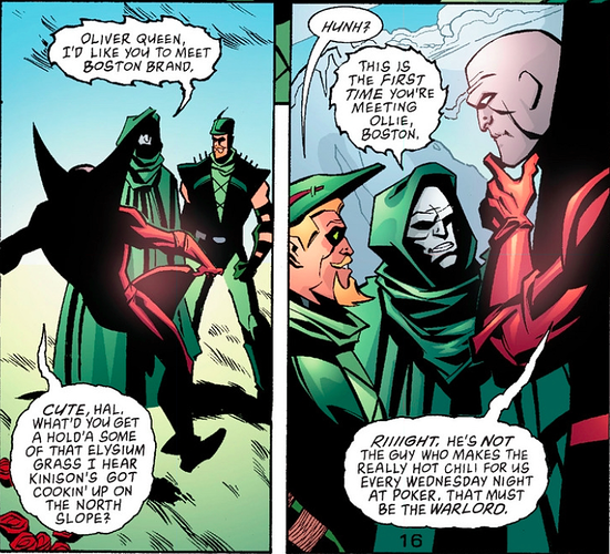 Green-Arrow-7-By-Kevin-Smith-and-Phil-Hester-DC-Comics-2000