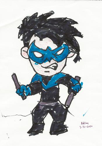 Nightwing 3-31-2020