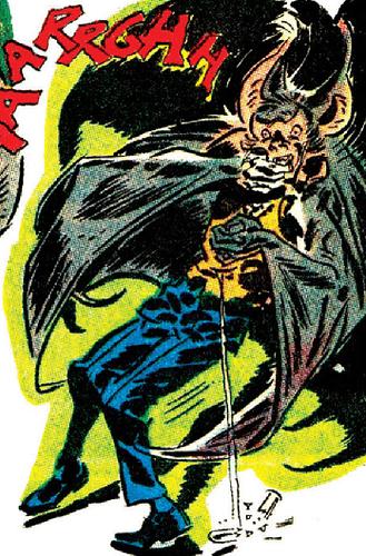 Tec 416 Man-Bat