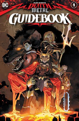 Dark Nights Death Metal Guidebook #1