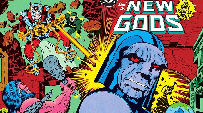 History-of-the-New-Gods