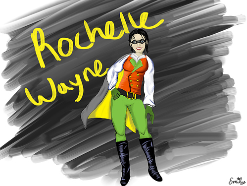 16 Rochelle Wayne, emmgregson12517