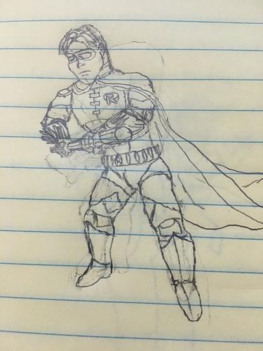 Robin Sketch