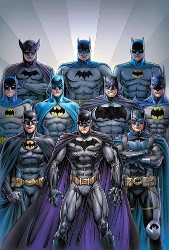 Batman Glow Up