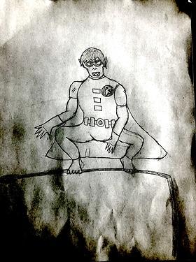 03 Dick Grayson, Earth-43, Nightroia