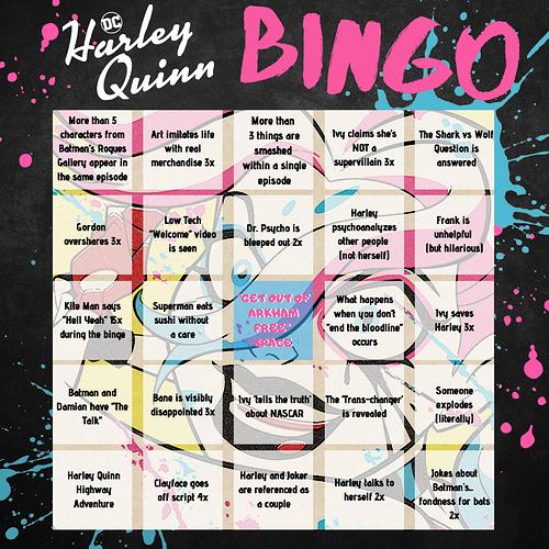 HQ-Binge-Bingo