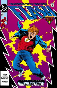 The Flash 1987 Born to Run