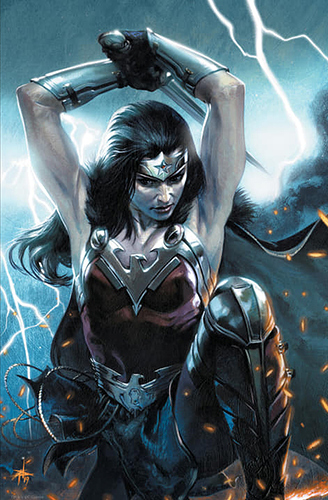 wonder-woman-750-bulletproof-comics-Gabriele-Dell-Otto-virgin-lightning-variant-cover