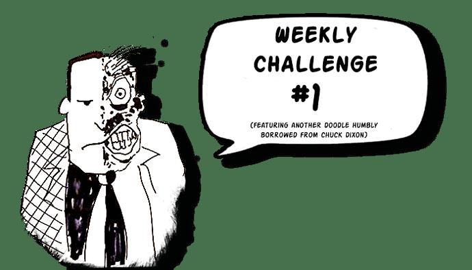 Weekly Challenge - 1