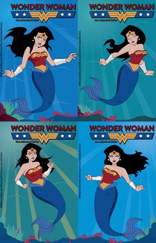 WW-Mermaid