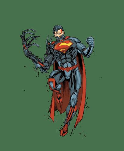 Zor-El,_the_2nd_Cyborg_Superman