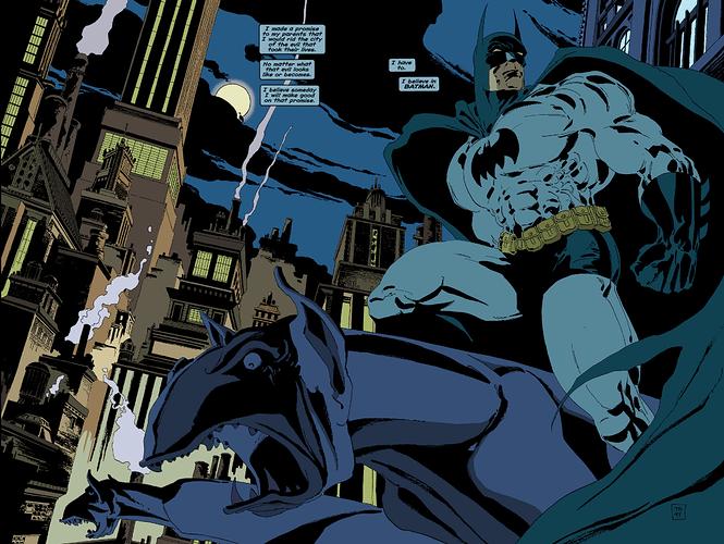 Batman Lines 1