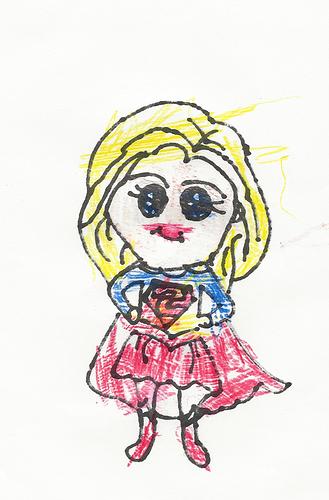 Supergirl - Adeline 3:20:20 1