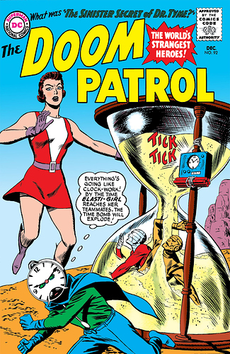 doom patrol #92