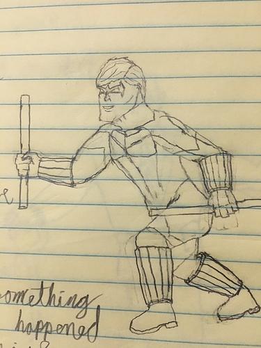 Nightwing Sketch
