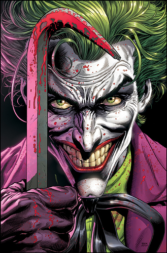 The 10 Greatest JOKER Stories of All Time