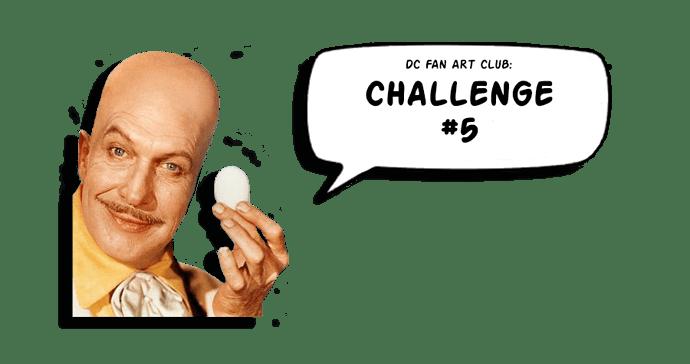 Weekly Challenge - 5 Header