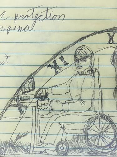Oracle Sketch