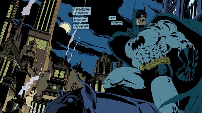 Batman Desktop