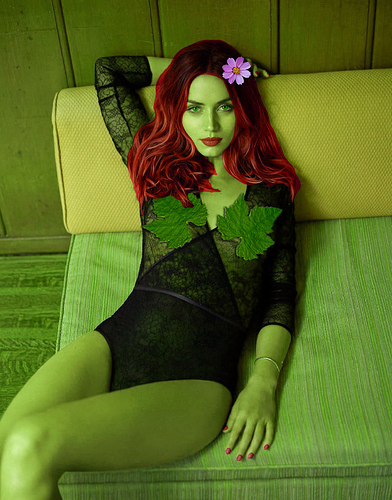 Ivy for DC Universe