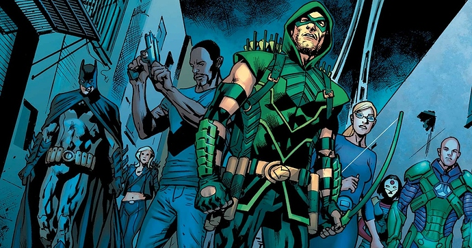 arrow-comics