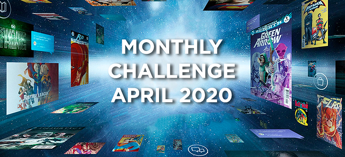 Monthly Challenge April 2020 - Header Resized