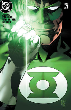 Green Lantern 2005 Issue 1 Cover