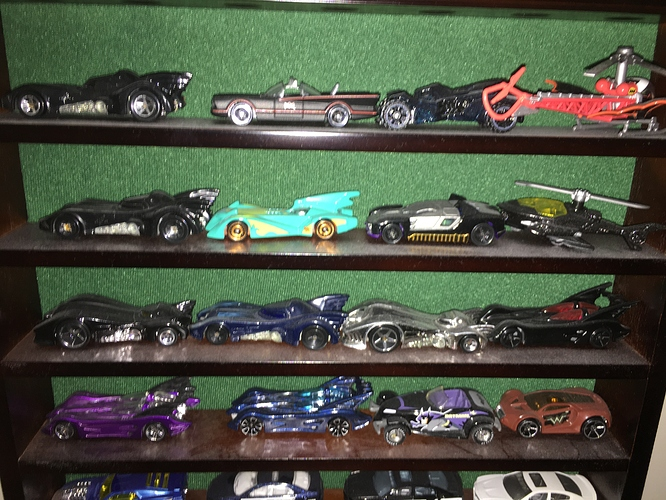 Batmobiles 1