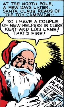 Santa Daily Planet
