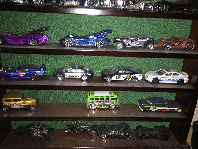 Batmobiles 2