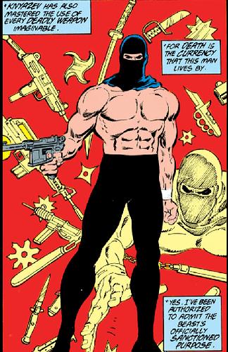 KGB Batman 417