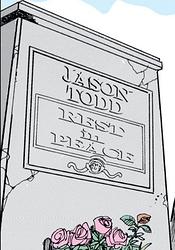 New Titans 55 tombstone