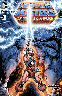 He-Man and the Masters of the Universe 2012 1 cover
