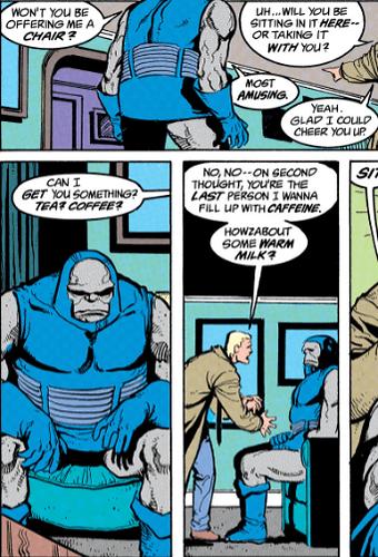 Dr Fate 11 Darkseid