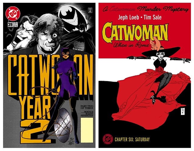 wob catwoman week 4