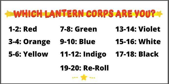 Roll_ Lantern Corps
