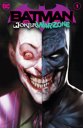 BATMAN THE JOKER WAR ZONE #1
