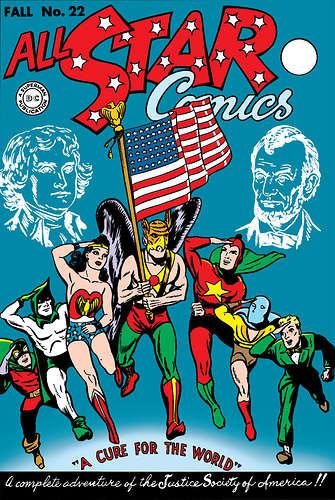 All Star Comics 22