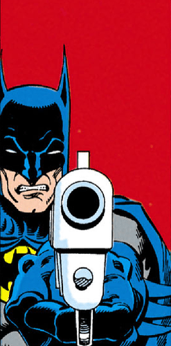 Batman Year Three