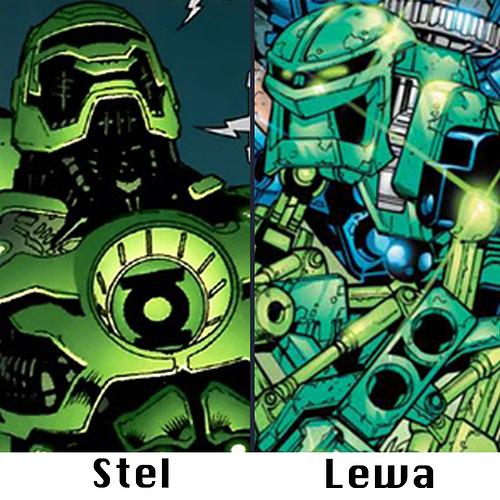 Bionicle Lewa