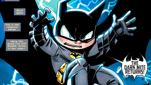 Batmite - returns