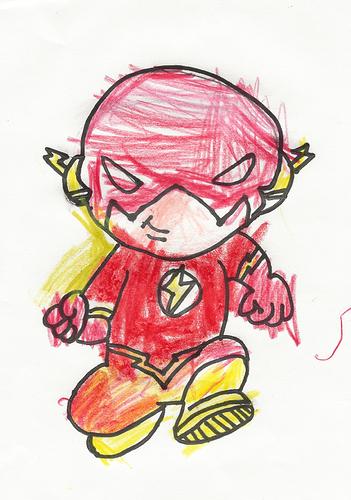 The Flash - Adeline 3:20:20
