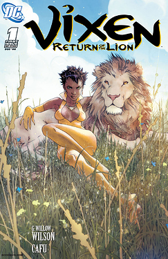 Viven Return of the Lion 2008 cover
