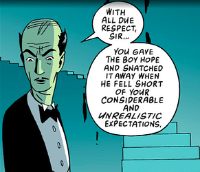 Robin Year One 2 - unrealistic expectations