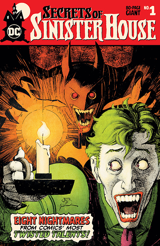 DC Returns to the World of the Legendary Red Rain with Secrets of ...