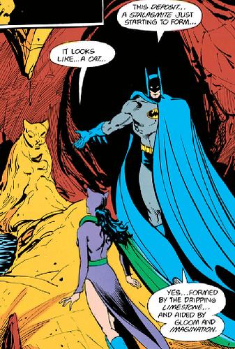 Batman 389 stalagmite