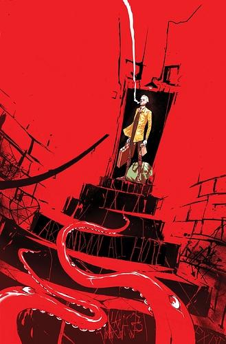 Riley Rossmo cover for Hellblazer | Constantine hellblazer, John ...